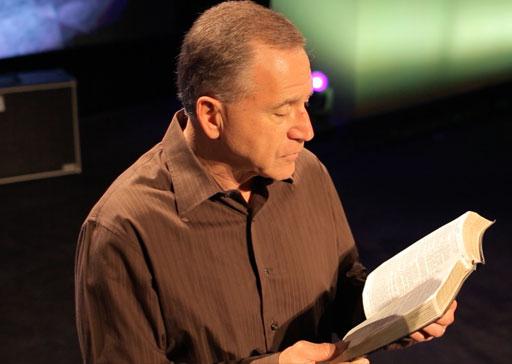 Pastor Raul on Evangelism