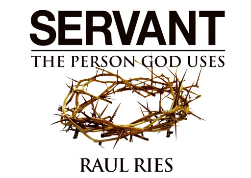 Servant: Person God Uses